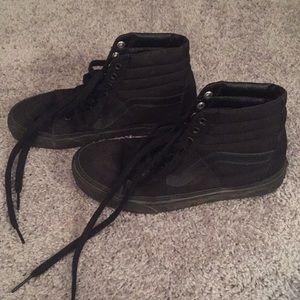 Vans hi top sneakers